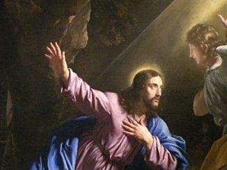 Padre Pio raisons souffrances du Christ - tableau Champaigne Agonie