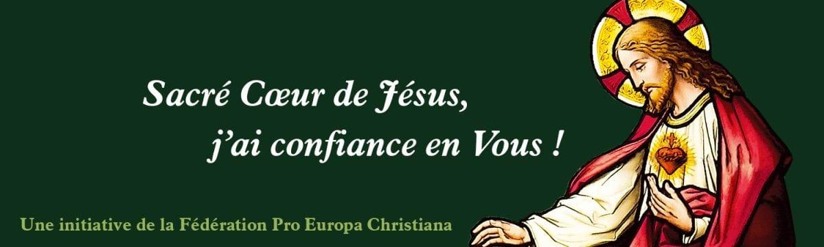 Sacré Coeur de Jésus, j'ai confiance en Vous !