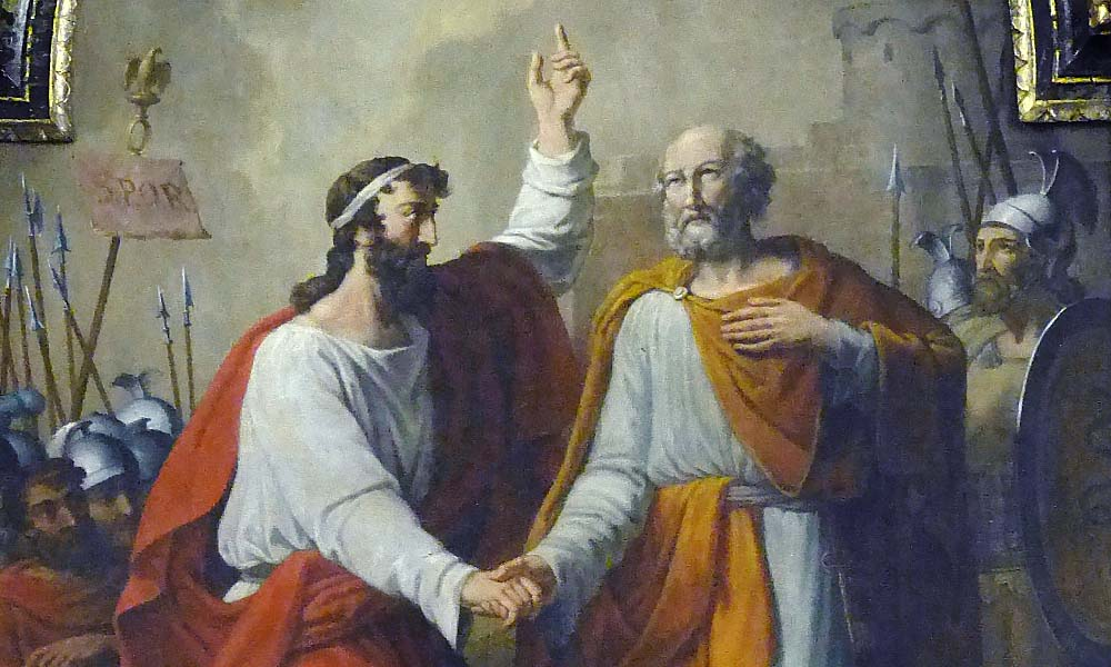Saints Pierre et Paul